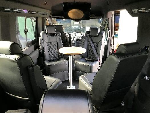 Pacific Coast Custom Interiors Auto Interior Specialists