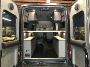Conversion van: Sprinter van conversion, camper van conversion and more.