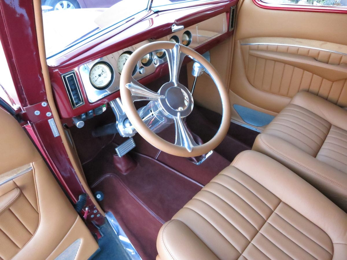 Custom Car Interior and Classics Specialists | Award Winning Quality