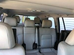 Auto upholstery specialists! Car interior upholstery customized to your color and style.