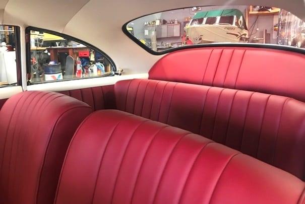 Wondrous Pacific Coast Custom Interiors Auto Interior Specialists Bralicious Painted Fabric Chair Ideas Braliciousco