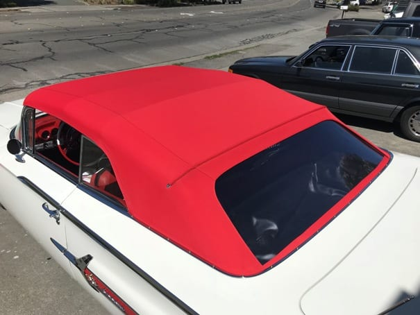 Convertible Top Replacement | Canvas, Vinyl and Glass