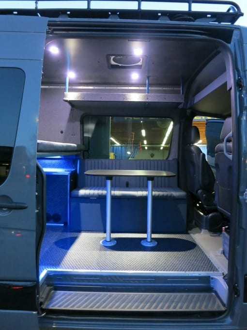 Get Your Custom Van Conversion by the Conversion Van Experts!