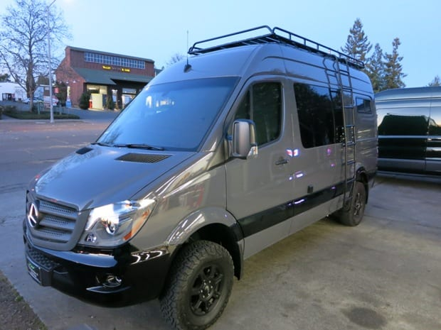Expert van conversions, custom vans designed uniquely for you!